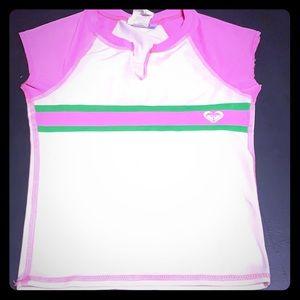 🏊♂️ Roxy swimming shirt tankini top